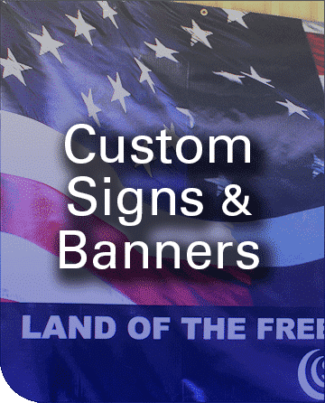 Digital Signs & Banners